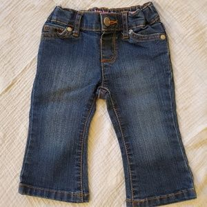 🌹The Children's place bootcut jeans 6-9 mo